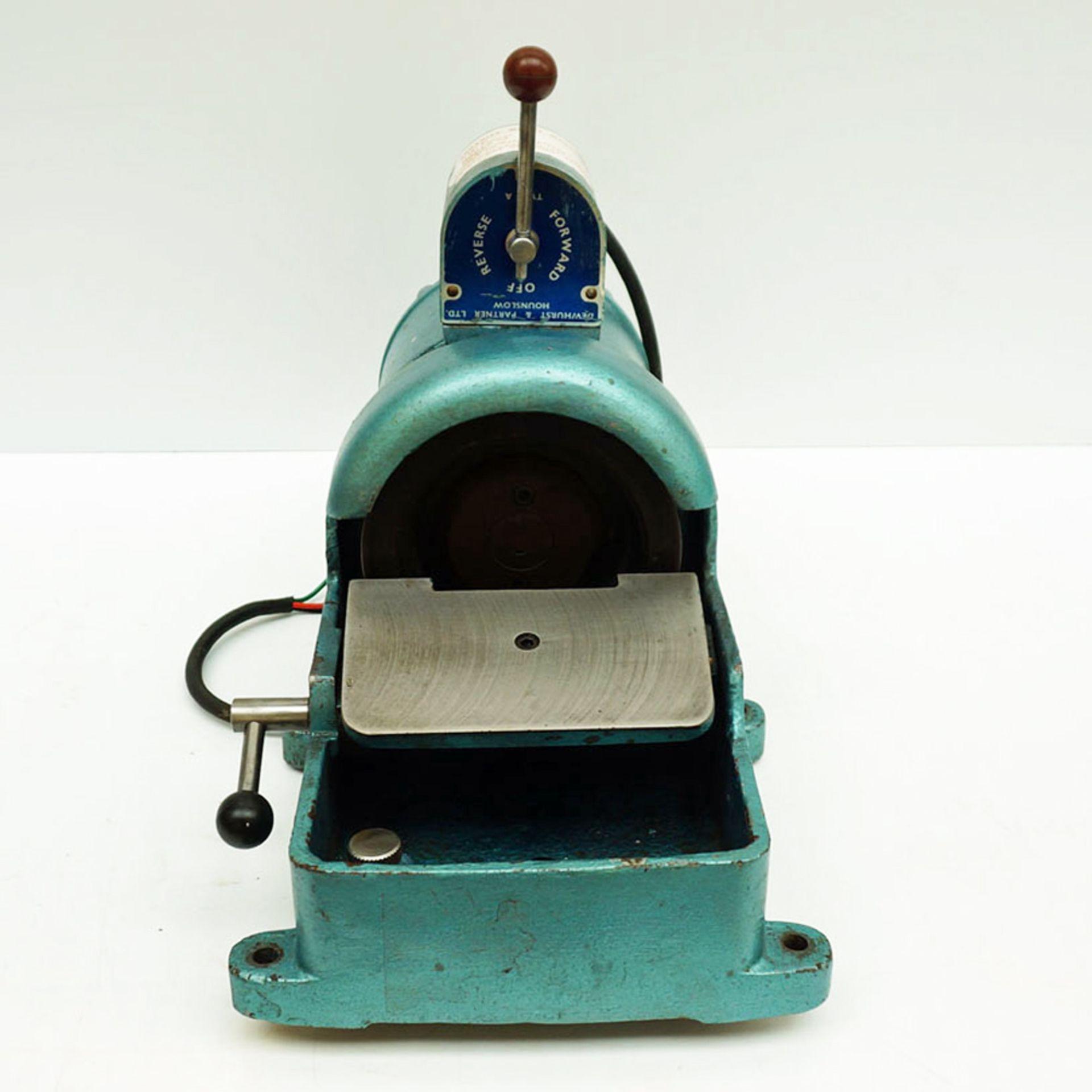 RJH Trim Tool Bench Top Lapper. - Image 3 of 4