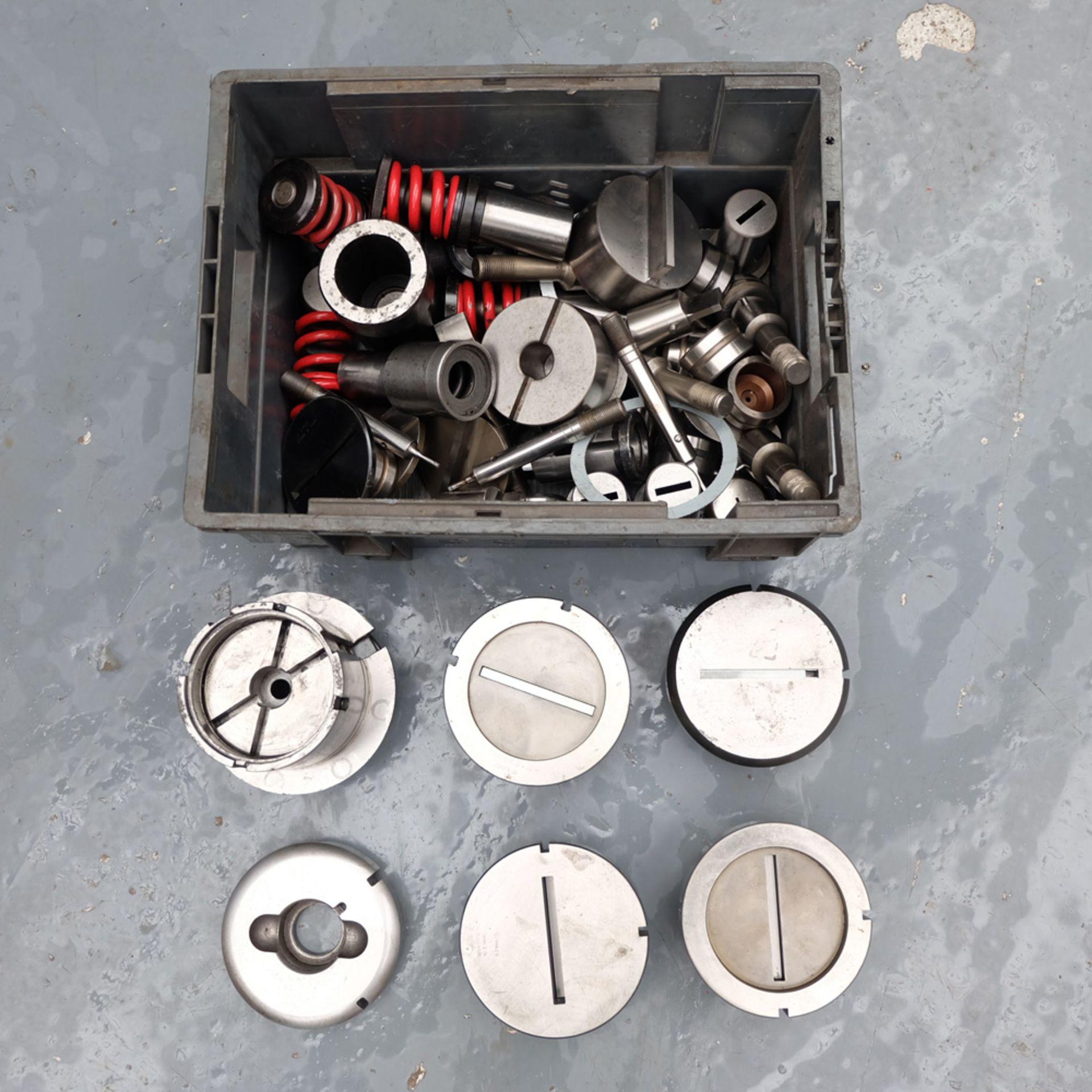 LVD Shape Delta 1000 Thick CNC Turret Punching Machine. - Image 16 of 18