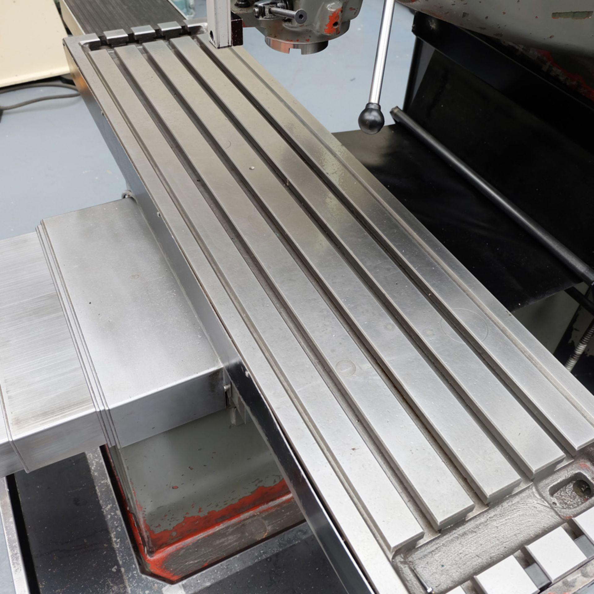 XYZ DPM Bed Mill with ProtoTRAK A.G.E. 3 Control. Prototrak A.G.E. - Image 7 of 10