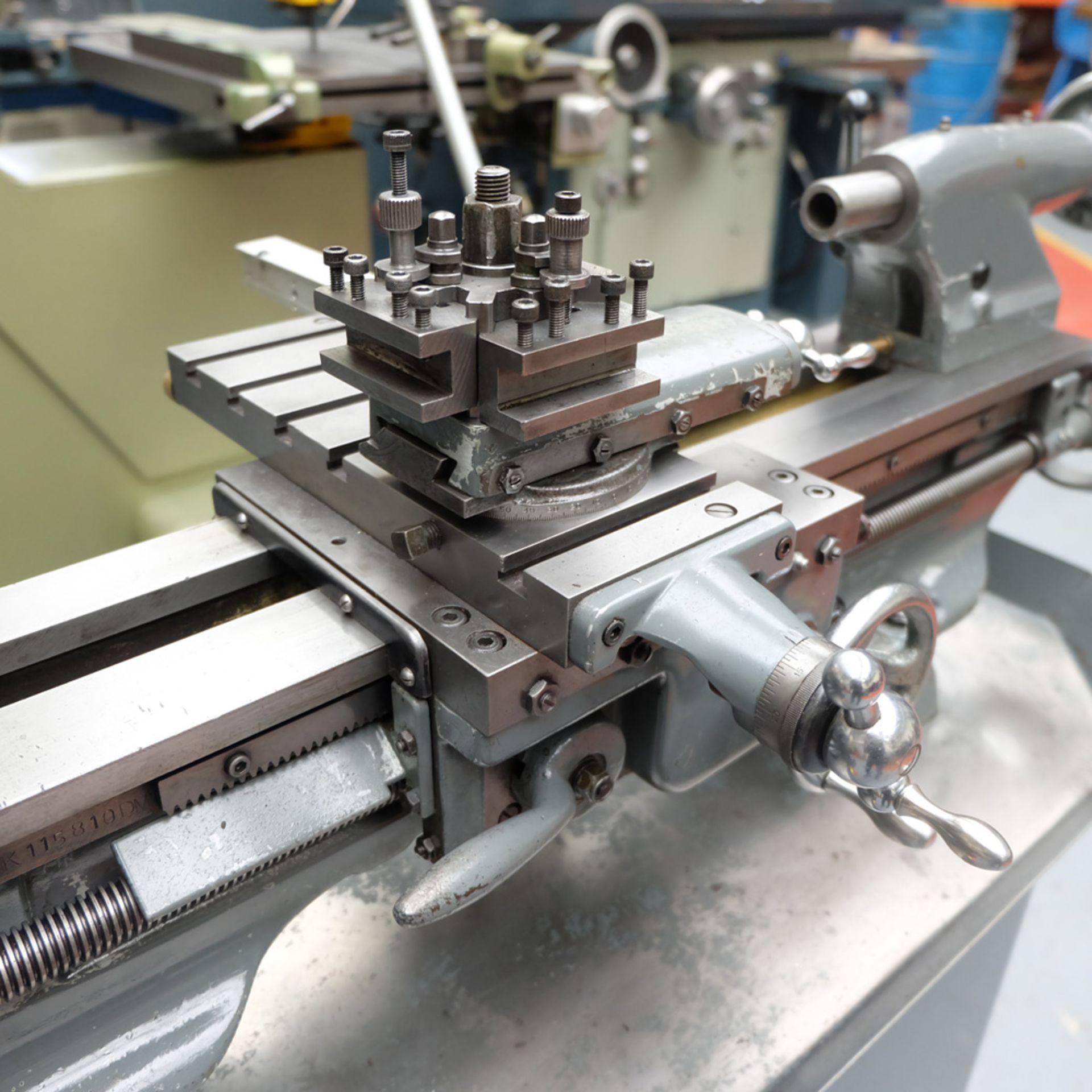 Myford Super 7 Model Makers Centre Lathe. - Image 7 of 17
