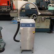 Purex Model 9000-400i Digital Fume Extractor.