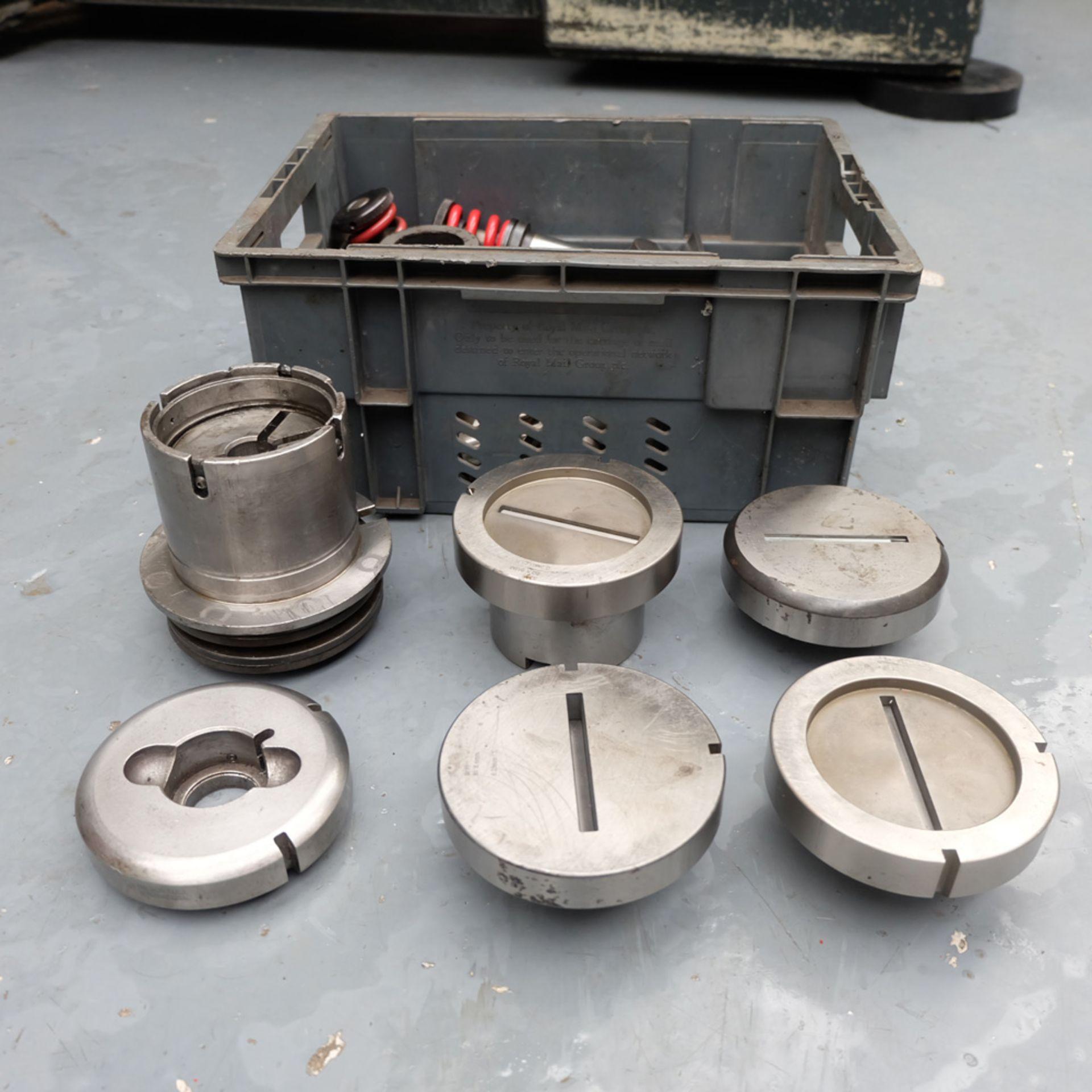 LVD Shape Delta 1000 Thick CNC Turret Punching Machine. - Image 17 of 18