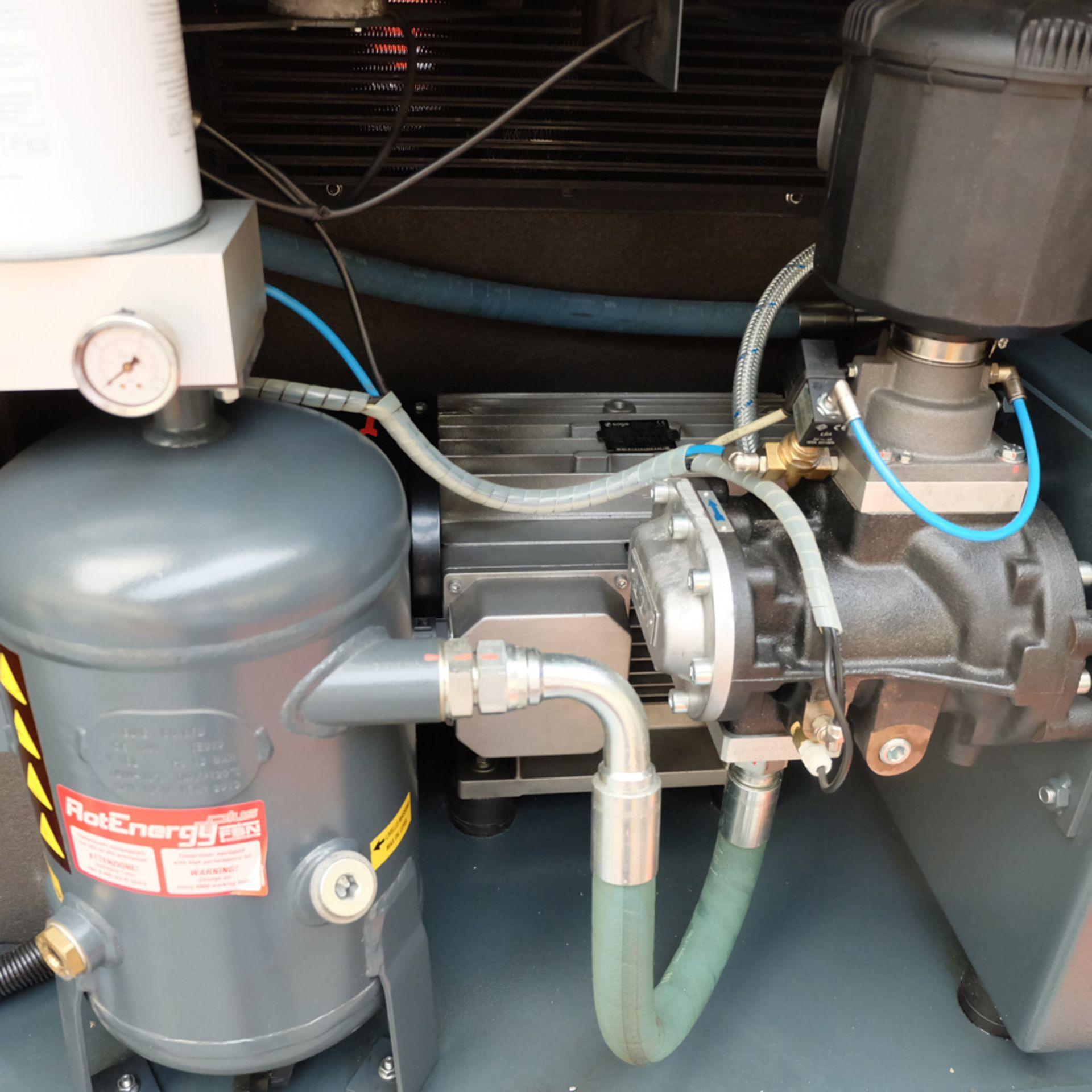 FINI VISION 25 Rotary Screw Compressor. - Image 10 of 11