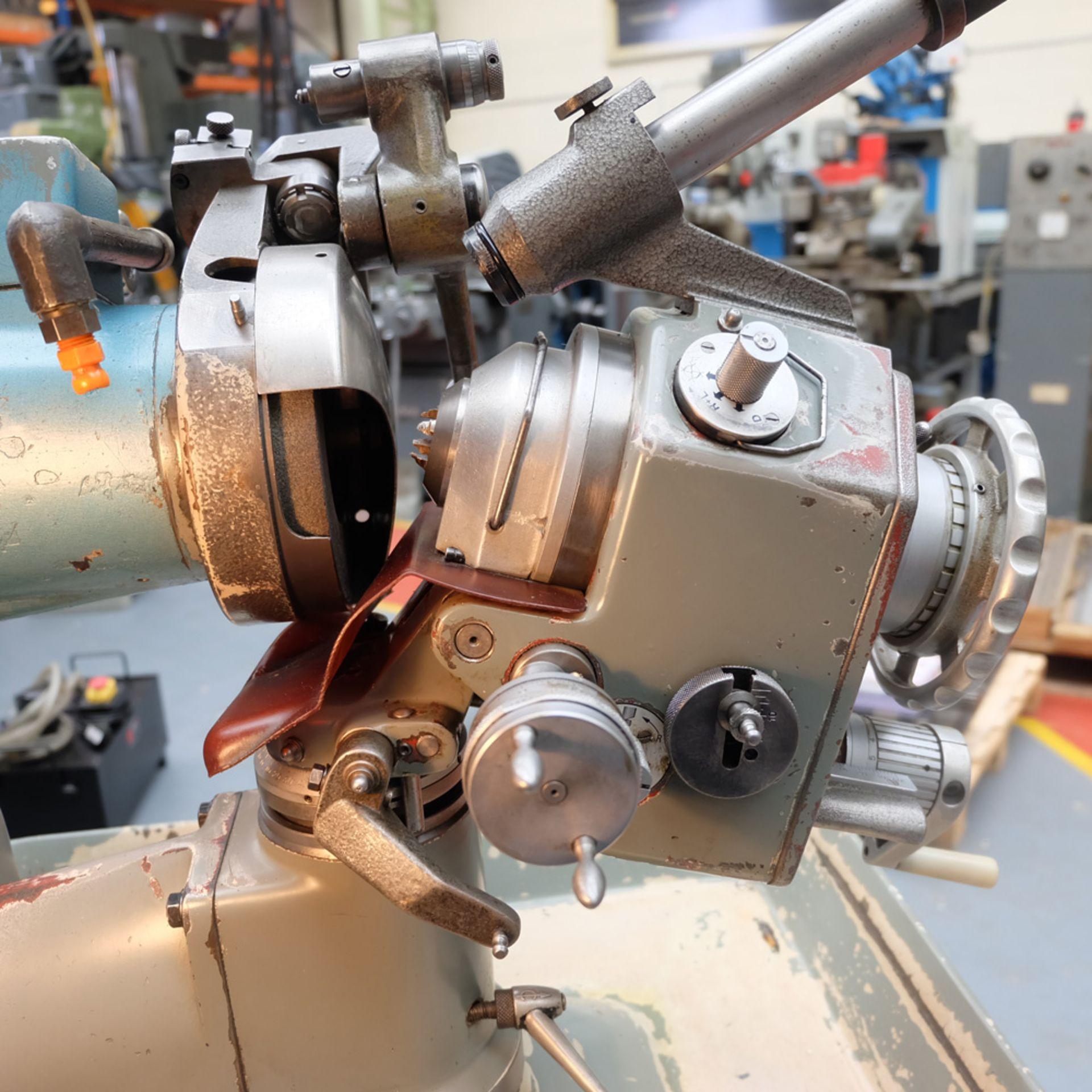Christen Type 2-32 Twist Drill Grinding Machine. - Image 6 of 14