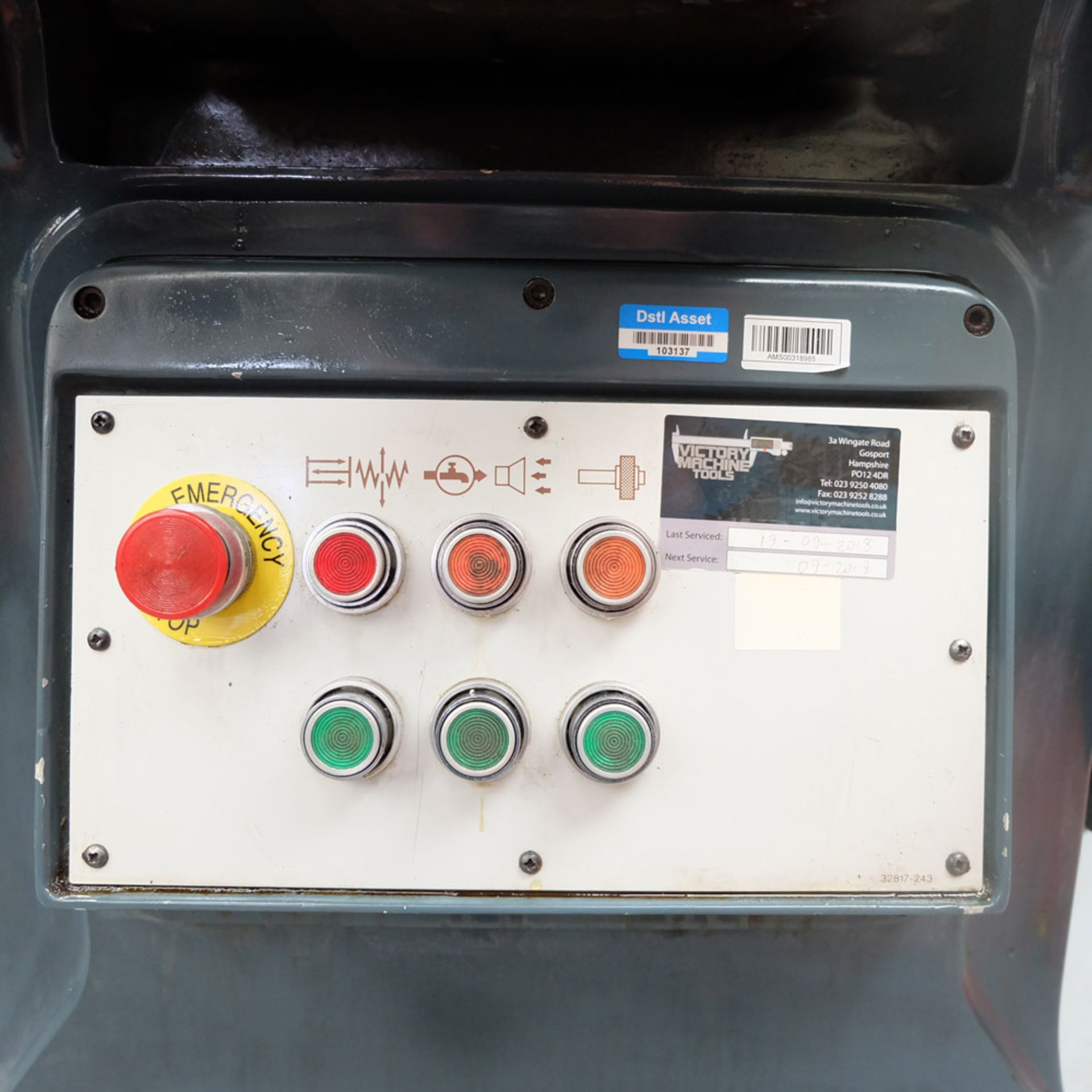 Jones & Shipman 540P Toolroom Surface Grinder. - Image 4 of 7