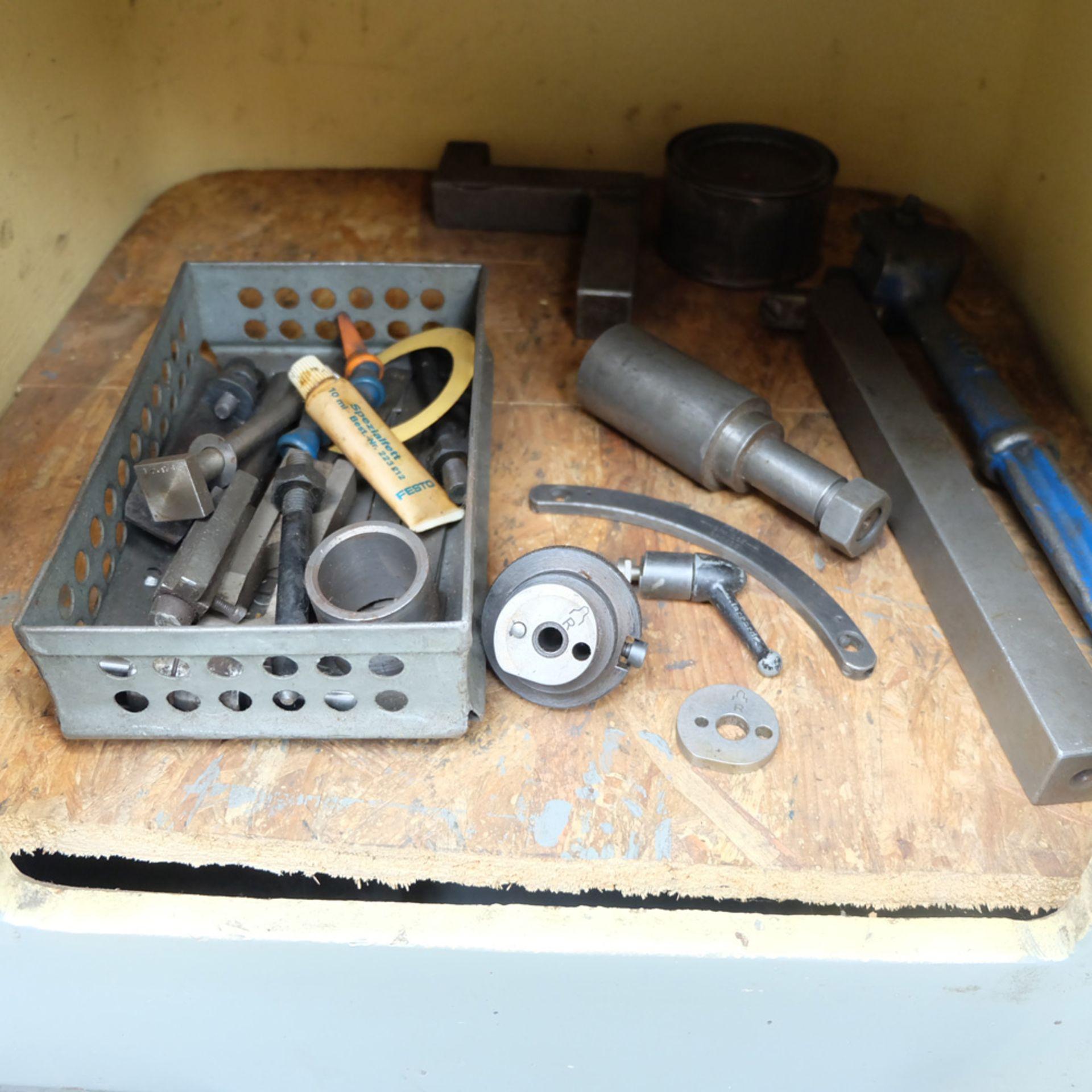 Christen Type 2-32 Twist Drill Grinding Machine. - Image 13 of 14