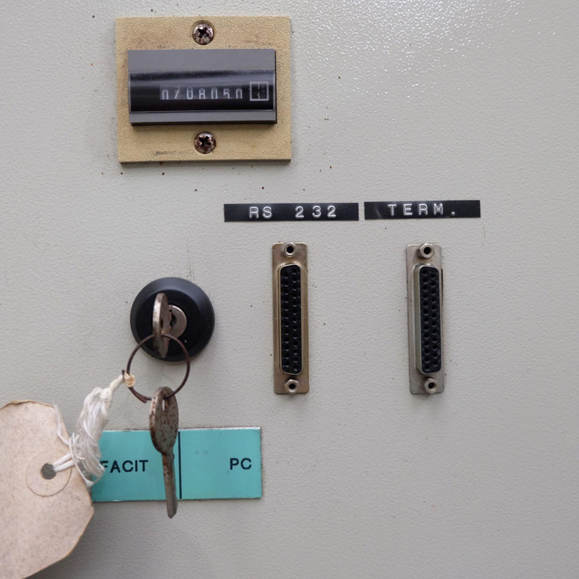 LVD Shape Delta 1000 Thick CNC Turret Punching Machine. - Image 11 of 18