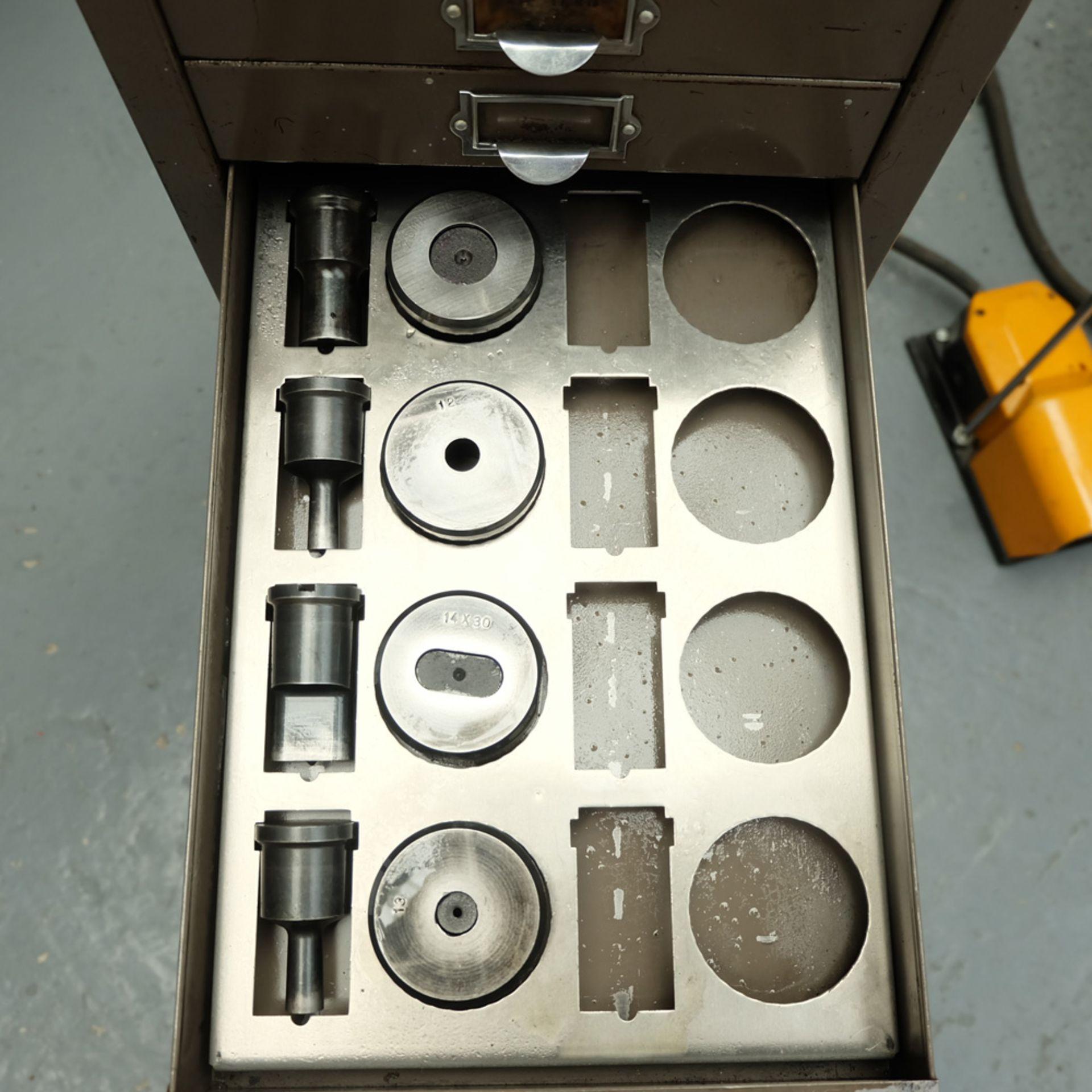 GEKA Model HYD 80/A Universal Steelworker - Image 18 of 21
