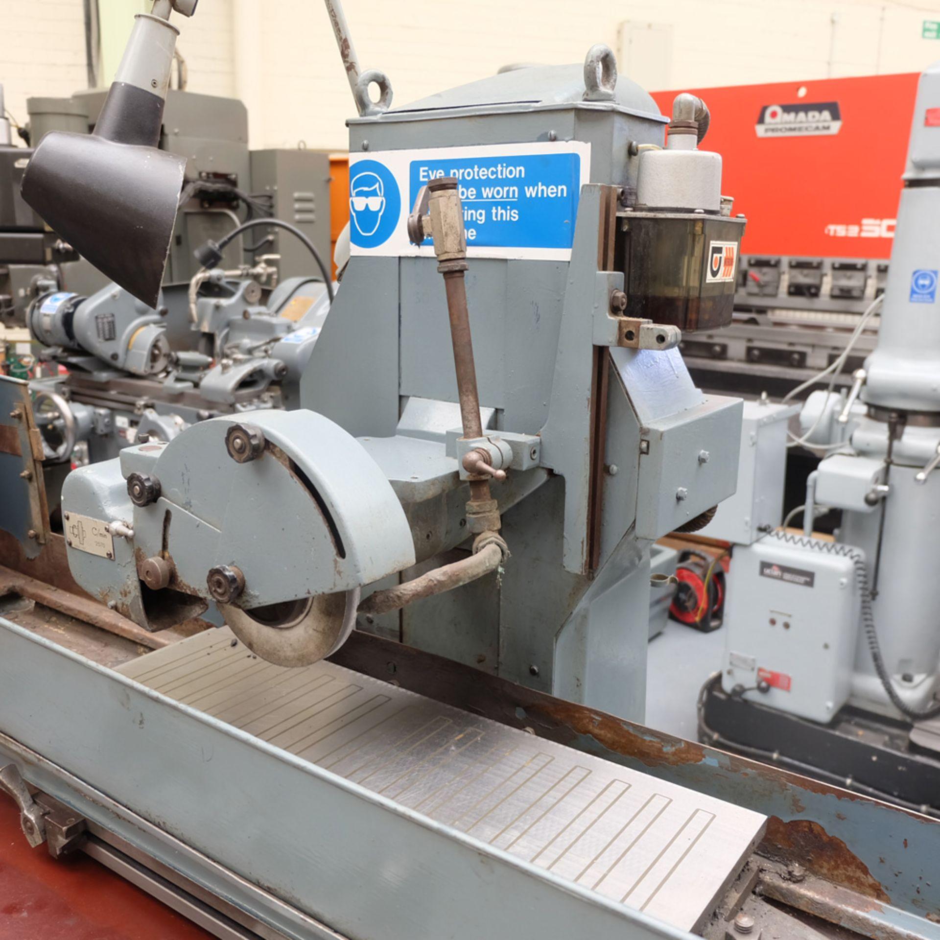 Jones & Shipman 1400P Toolroom Surface Grinder. - Image 2 of 10