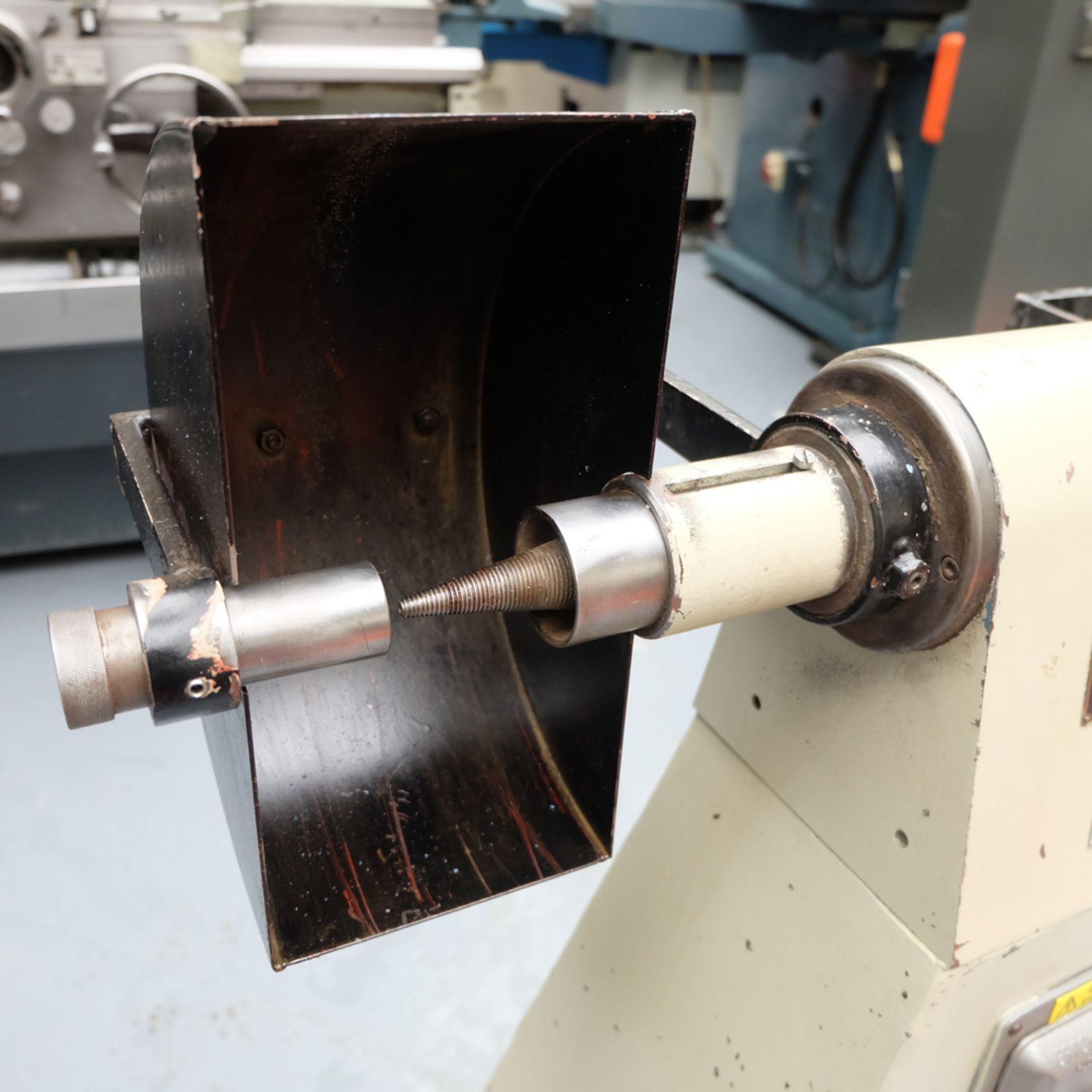 Viceroy Model TDS9 Double Ended Pedestal Polishing Machine. - Image 4 of 6