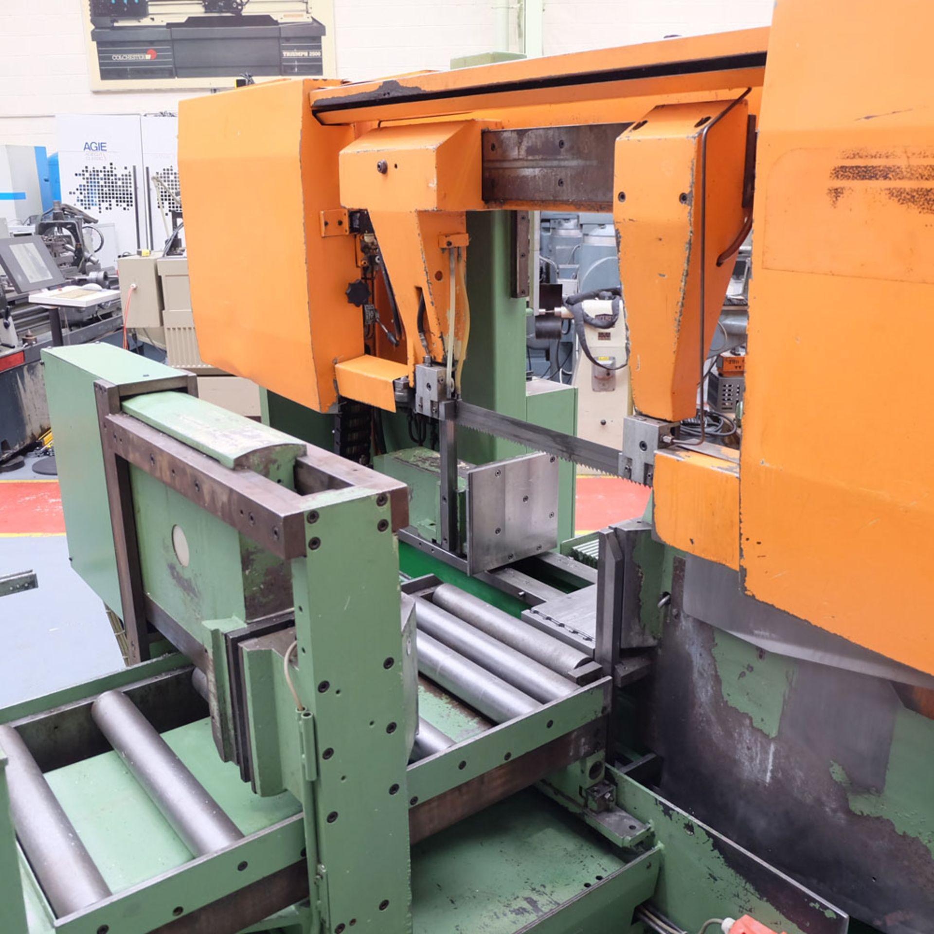 Kasto HBA 420 AU Heavy Duty Automatic Horizontal Band Sawing Machine. - Image 5 of 7