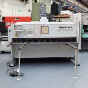SMT - Pullmax Ursviken Type US 125 Hydraulic Power Guillotine. Capacity: 2500mm x 6mm.