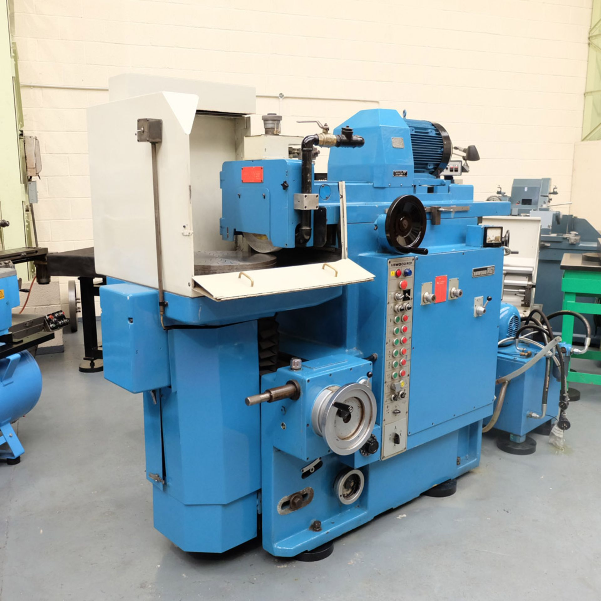 Abwood Type RG1 Tool Room Ring Grinder. Table Size 500mm. Magnetic Chuck 500mm.