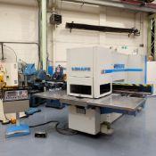 LVD Shape Delta 1000 Thick CNC Turret Punching Machine.