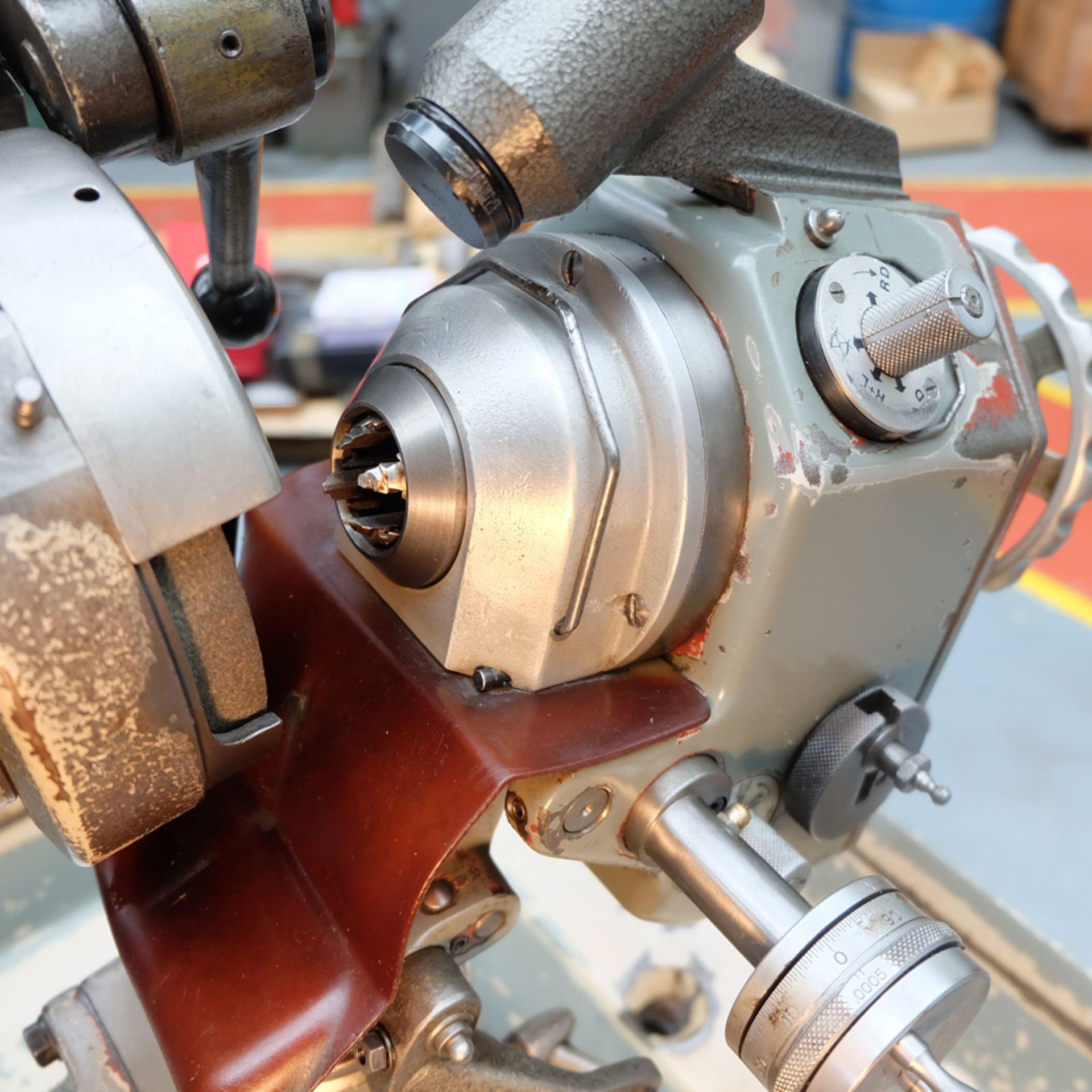 Christen Type 2-32 Twist Drill Grinding Machine. - Image 7 of 14