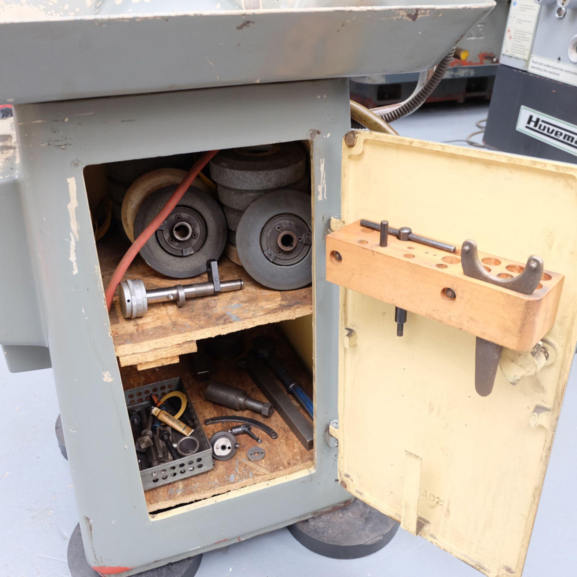 Christen Type 2-32 Twist Drill Grinding Machine. - Image 11 of 14