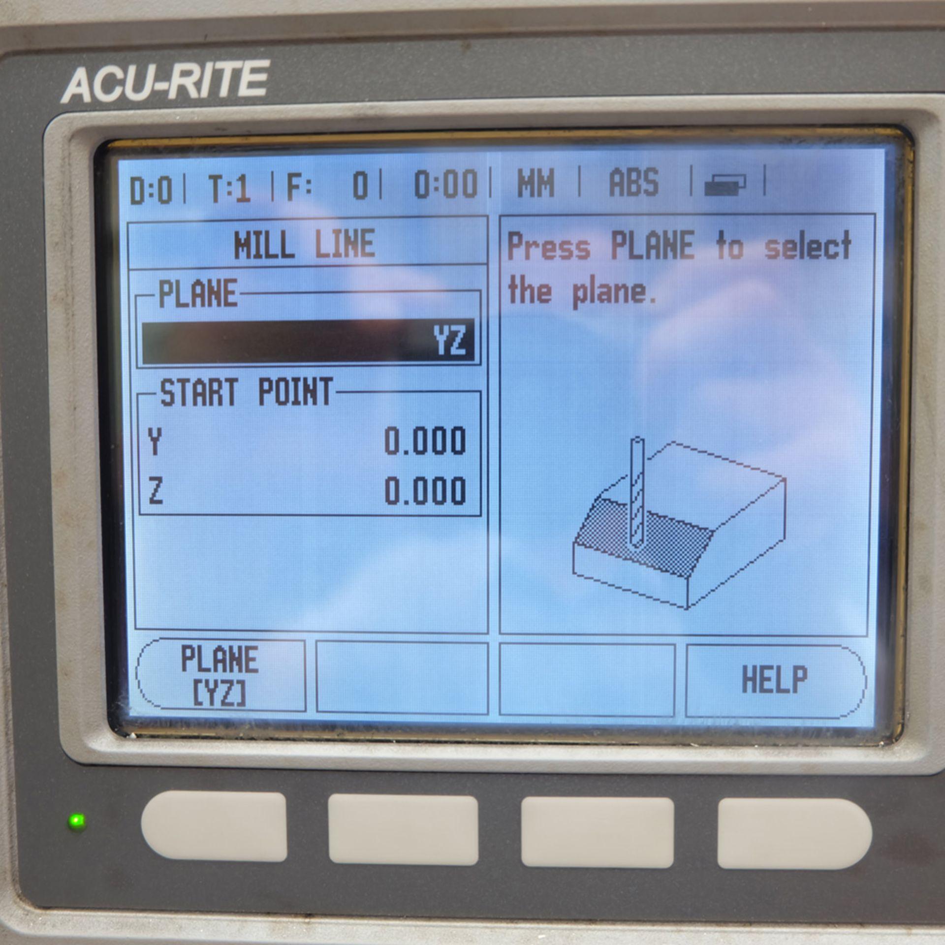 Braithwaite Model 6323B 3HP Vari Speed Turret Mill. - Image 18 of 20