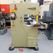 Startrite 20 RWH Vertical Bandsaw.