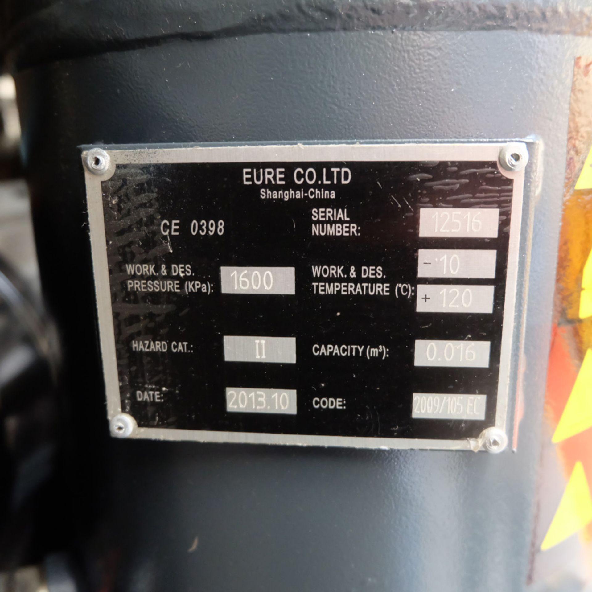 FINI VISION 25 Rotary Screw Compressor. - Image 9 of 11