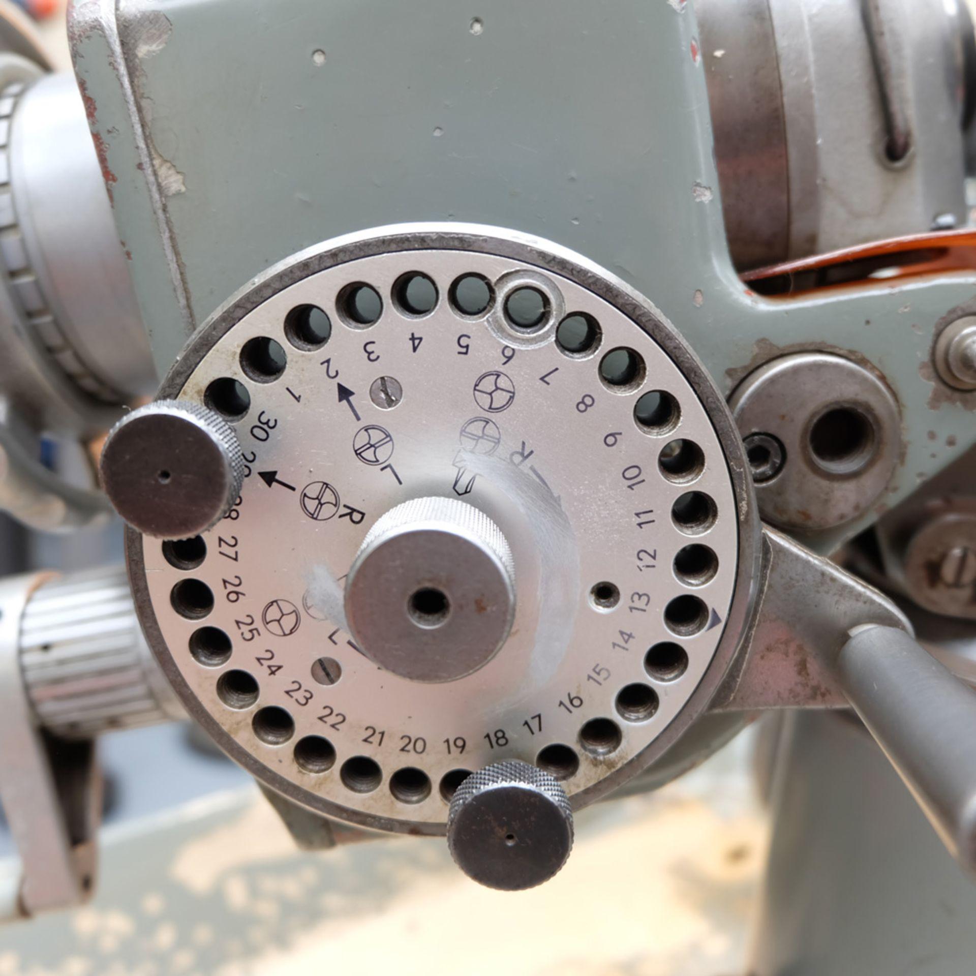 Christen Type 2-32 Twist Drill Grinding Machine. - Image 5 of 14