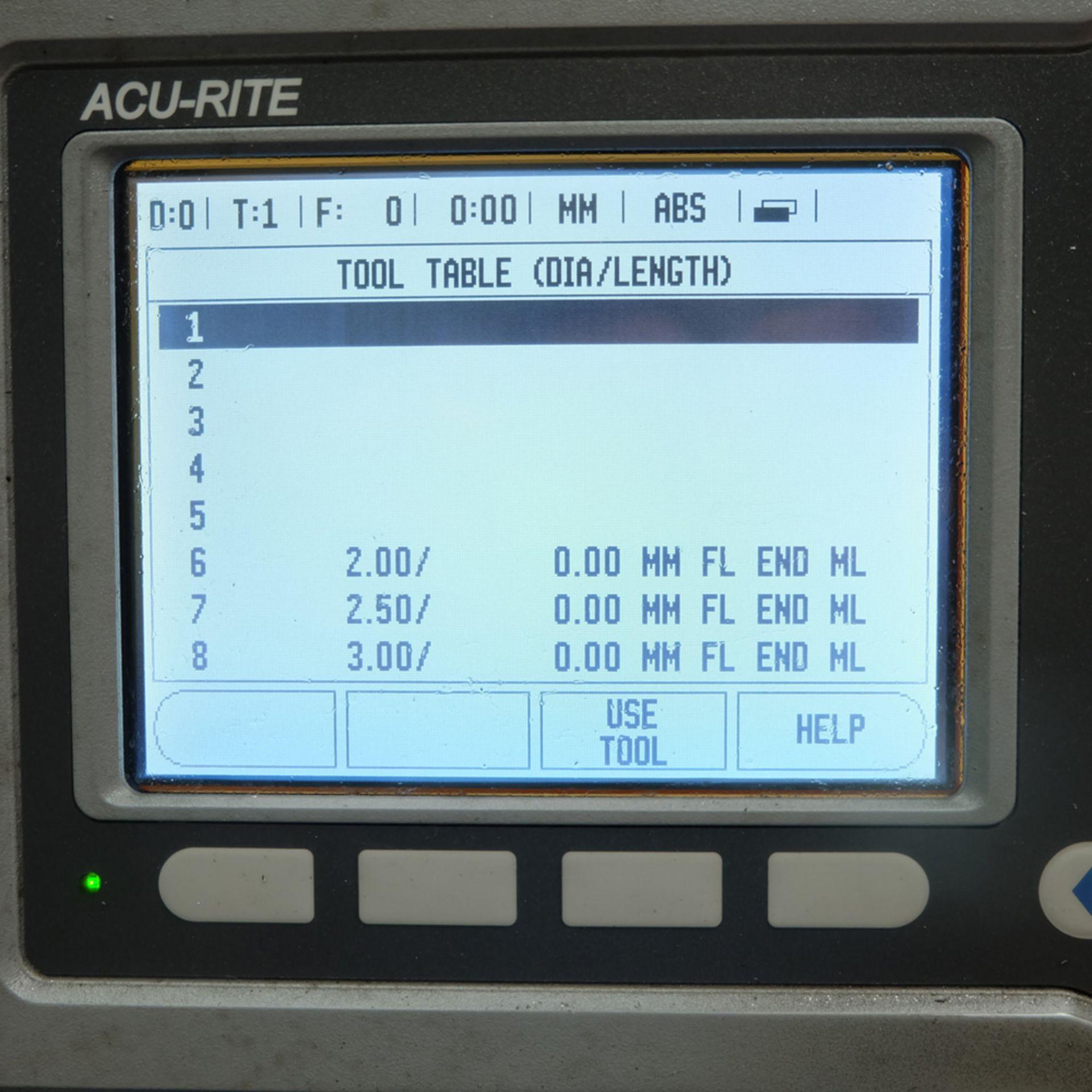 Braithwaite Model 6323B 3HP Vari Speed Turret Mill. - Image 14 of 18