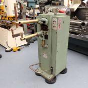 CEA Type KLT 120 Spot Welding Machine.