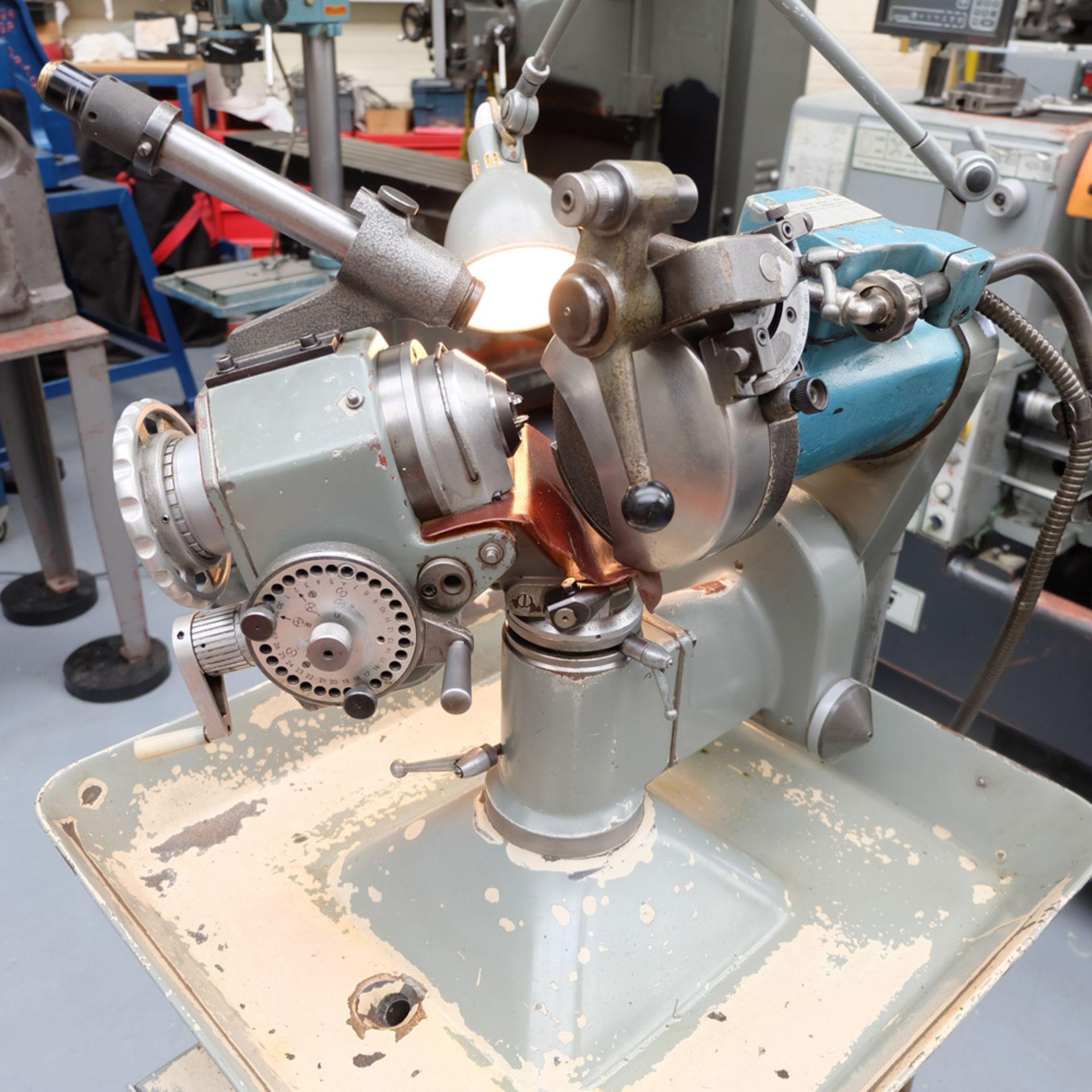 Christen Type 2-32 Twist Drill Grinding Machine. - Image 3 of 14