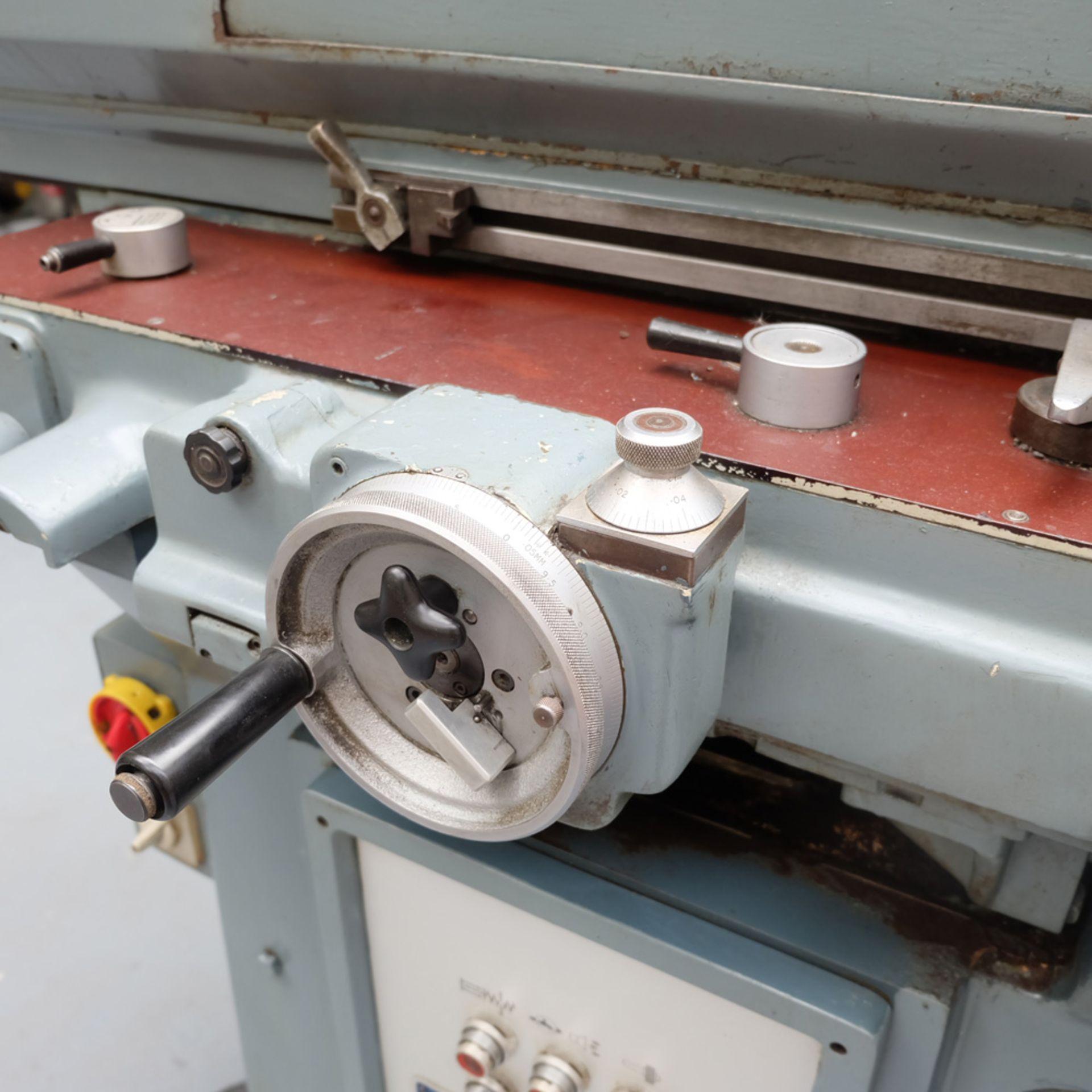 Jones & Shipman 1400P Toolroom Surface Grinder. - Image 4 of 10