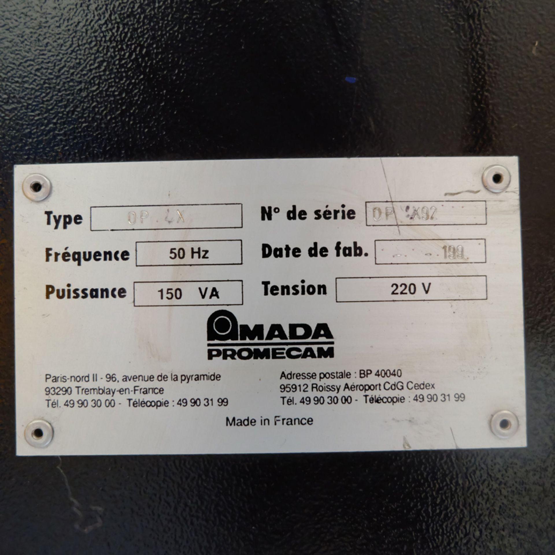 Amada Promecan ITS2 Hydraulic Upstroke Press Brake - Image 14 of 14