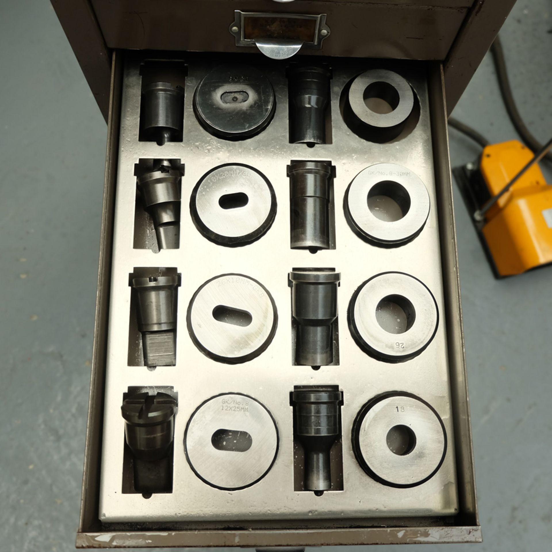 GEKA Model HYD 80/A Universal Steelworker - Image 21 of 21