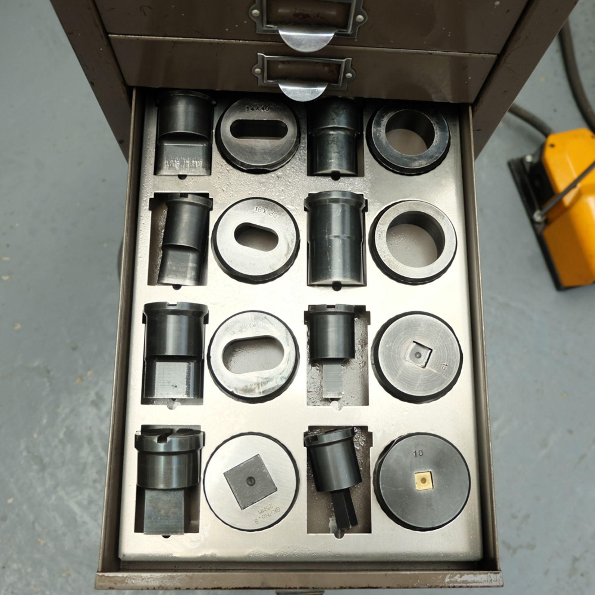 GEKA Model HYD 80/A Universal Steelworker - Image 19 of 21