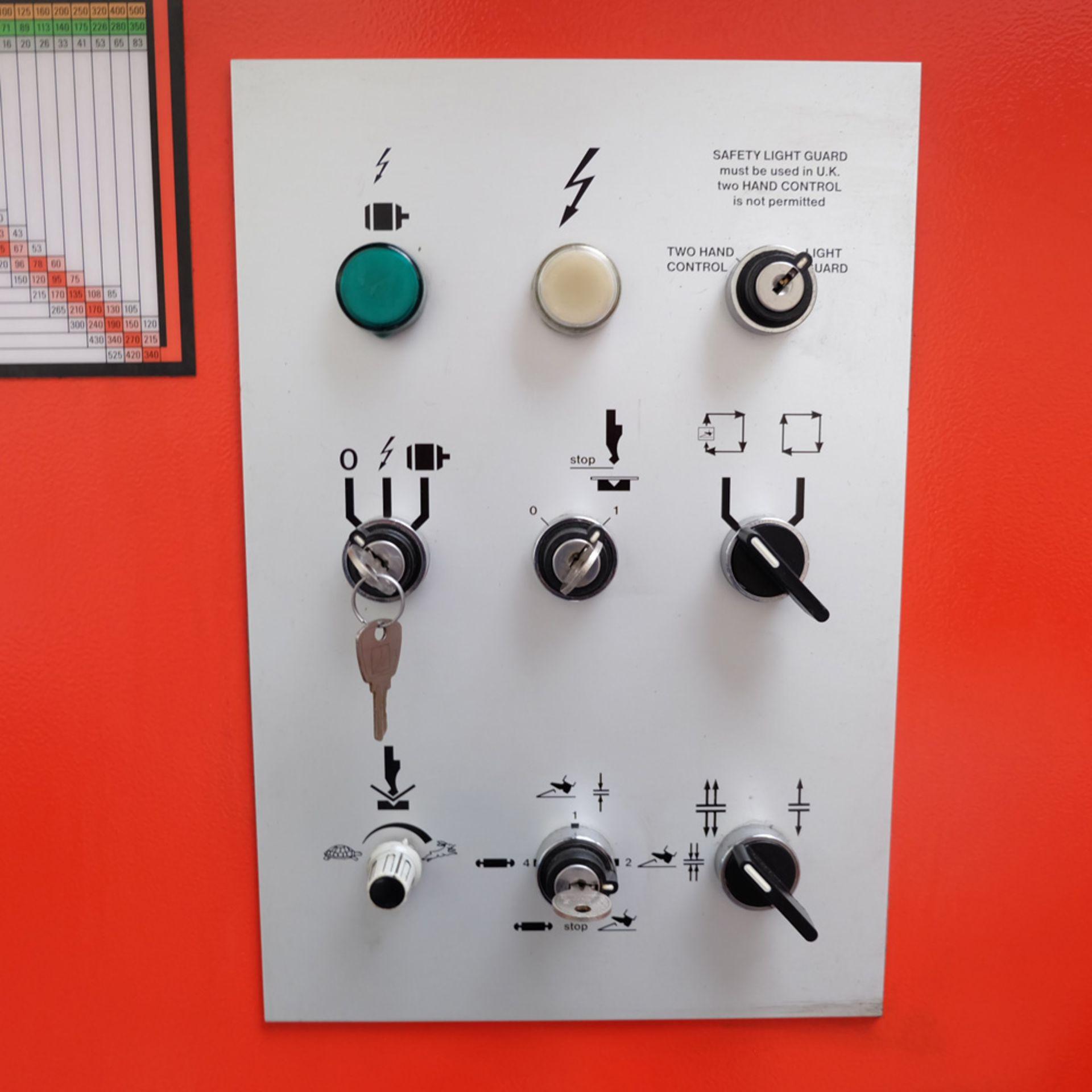 Amada Promecan ITS2 Hydraulic Upstroke Press Brake - Image 10 of 14