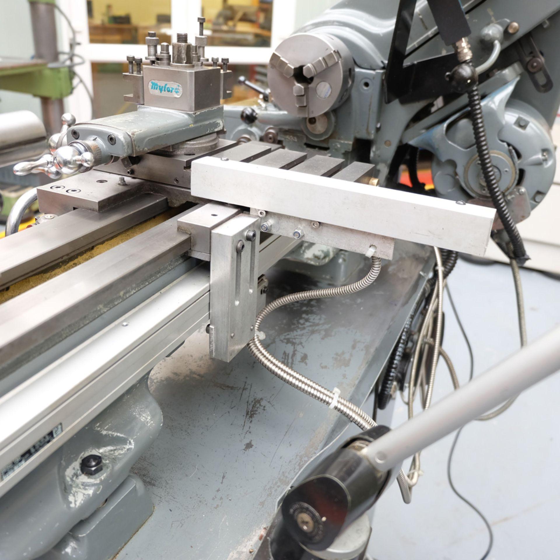 Myford Super 7 Model Makers Centre Lathe. - Image 11 of 17