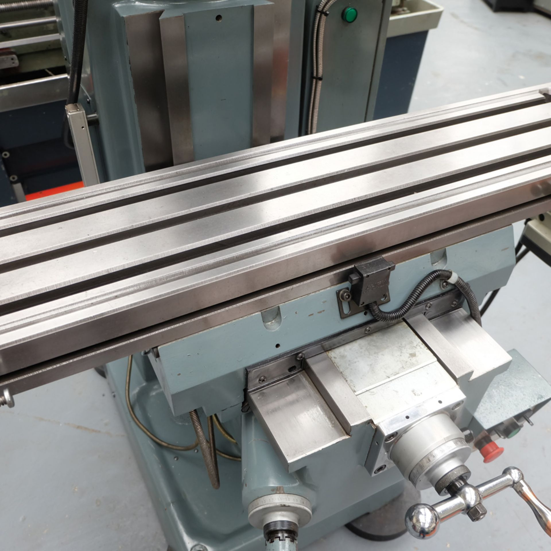 Braithwaite Model 6323B 3HP Vari Speed Turret Mill. - Image 7 of 20