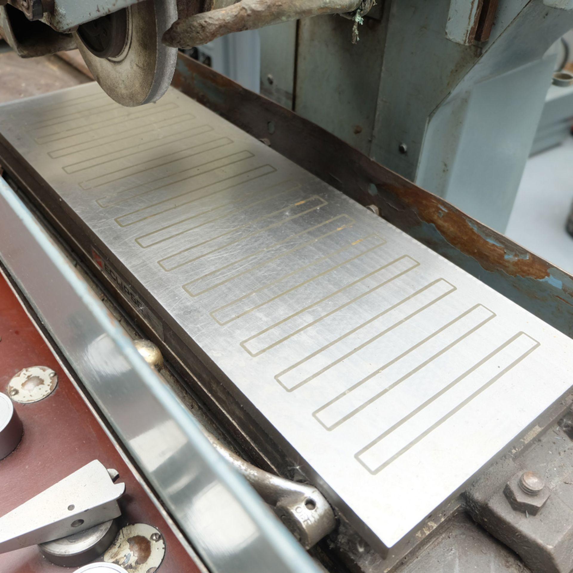 Jones & Shipman 1400P Toolroom Surface Grinder. - Image 7 of 10