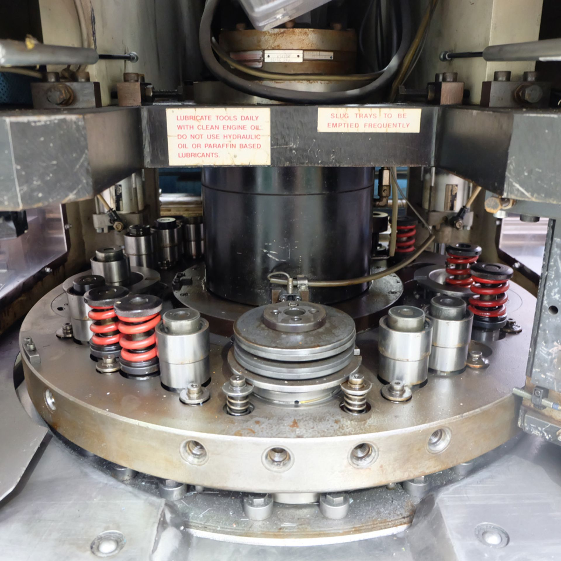 LVD Shape Delta 1000 Thick CNC Turret Punching Machine. - Image 12 of 18