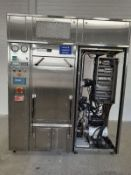 Lancer Washer infeed Type 1600 PCM DPSS, Year 2004, S/N:2V070067. 200-600 KPa