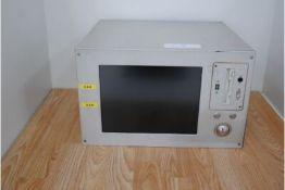 Sea Vision Model: 4 TV Monochrome Optical character Verifier Year 2004 S/N: BVOCVVM0091240402
