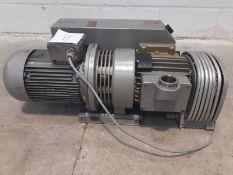 Elmo Rietschle Type VCAH 100 Vacuum Pump S/N2325562