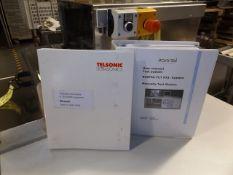 Konrad electronics testing station for ultrasonic testing of PXI 32/64bit circuit boards