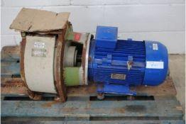 CMG Model: SLA 132M Three Phase Motor