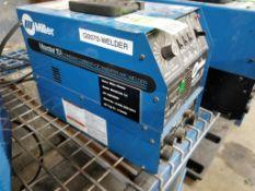Miller Maxstar 151 CC/DC inverter welding power source. 115v single phase. Snapstart.