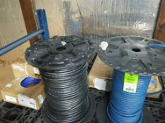 Pallet of assorted new hose.