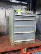6 drawer Bott Waterloo tool cabinet. 32tall x 24wide x 24deep.