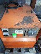Airco welder. Model 2.5DTR-224-A. 3 phase 208/230/460v 3 phase.