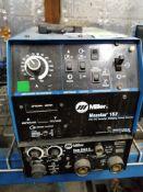 Miller Maxstar 152 CC/DC inverter welding power source. 115/230v single phase. Snapstart II.
