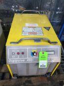 Esab Digipulse 450i welding power supply.