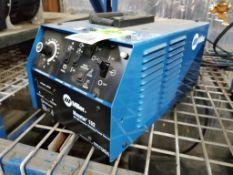 Miller Maxstar 152 CC/DC inverter welding power source.