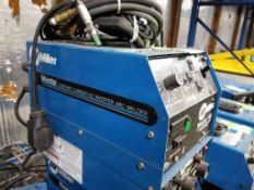 Miller Maxstar 152 CC/DC inverter welding power source. 115/230v single phase. Snapstart.