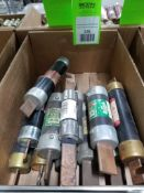 Assorted fuses.